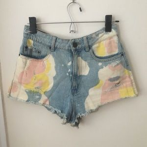 #urbanoutfitters high waisted shorts!